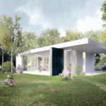 The Exciting Image Above Other Parts Modern Green Prefab Homes