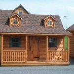 The Log Cottage Playhouse Cozy Series