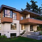 The Modern Stucco Homes Design