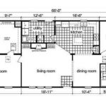 The Oakboro Modular Home Features Walk Closets Through Out And