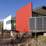 The Taliesin Mod Fab Home Which Was Designed And Built Students