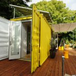 This Little Shipping Container House Called The Nomad Was
