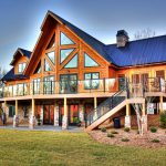 Timber Block Show Home Western North Carolina Open