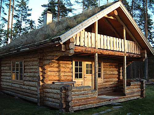 Timberline Log Homes