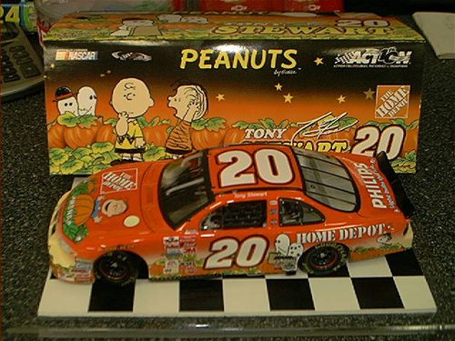 Tony Stewart Home Depot The Great Pumpkin