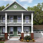 Two Story Sterling Homes Modular Home