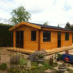 Used Log Cabin Mobile Homes
