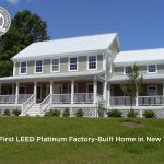 Usgbc Leed Platinum Factory Built Home New York State Now For Sale