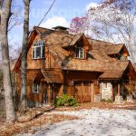 View North Carolina Log Home Real Estate Listings Now