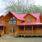 Why Lincoln Logs Homes