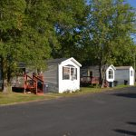 Woodlund Mobile Home Park Forest Lake Business Logo