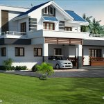 Yards Bedroom Modern Home Design Green Homes Thiruvalla Kerala