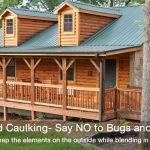 Your Chinking Log Home Restoration Stain Experts
