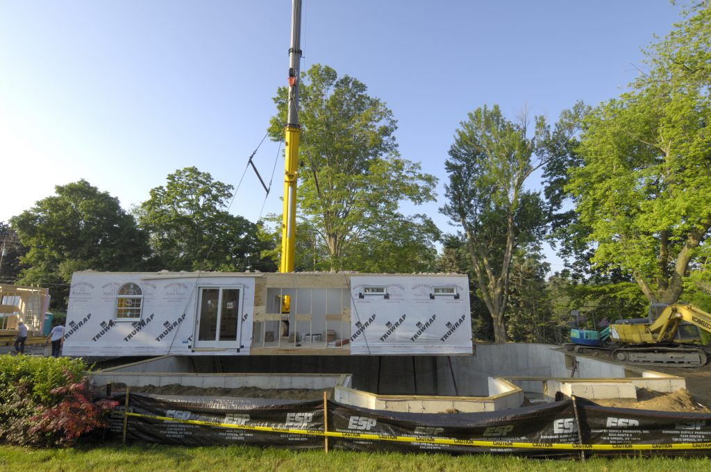 Modular Homes Built Site Westchester