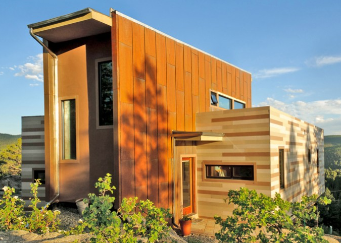 Shipping Container Homes Studio House