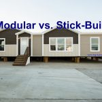Traditionally Built Home Opting For Modular