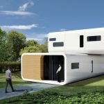Build Traditional Modular Houses Combined Modern Exterior