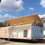 Custom Modular Home Construction Pittsburgh Youtube
