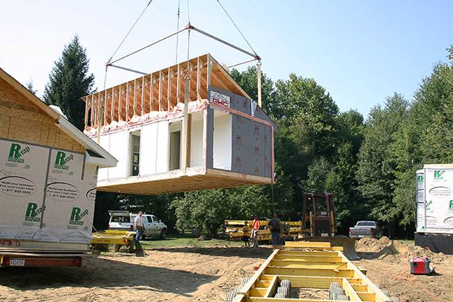 Modular Homes Gallery Rembrandt Construction