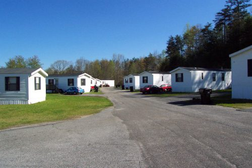 Pearl Hopes Distinguish Its Ban Filling Mobile Home Lots From