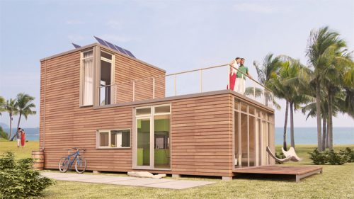 Shipping Container Homes October
