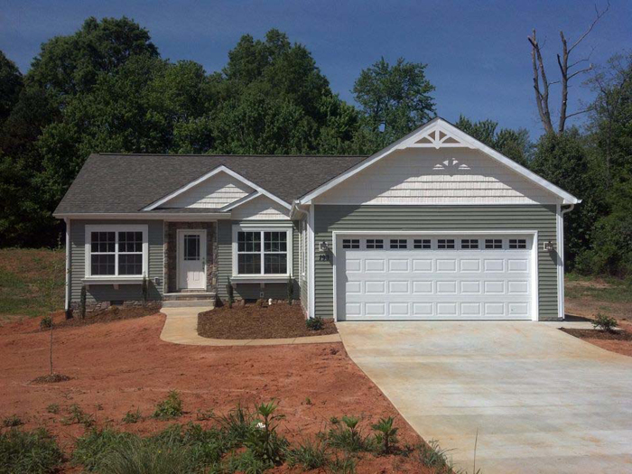 The Cary Ranch Modular Home Cbs Homes Builder