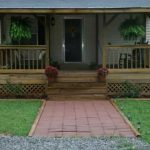Best Mobile Home Deck Design