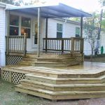 Mobile Home Porch