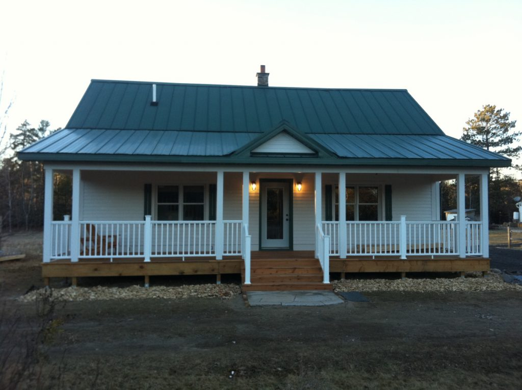 Manufactured Homes Porch Of Dark Mobile