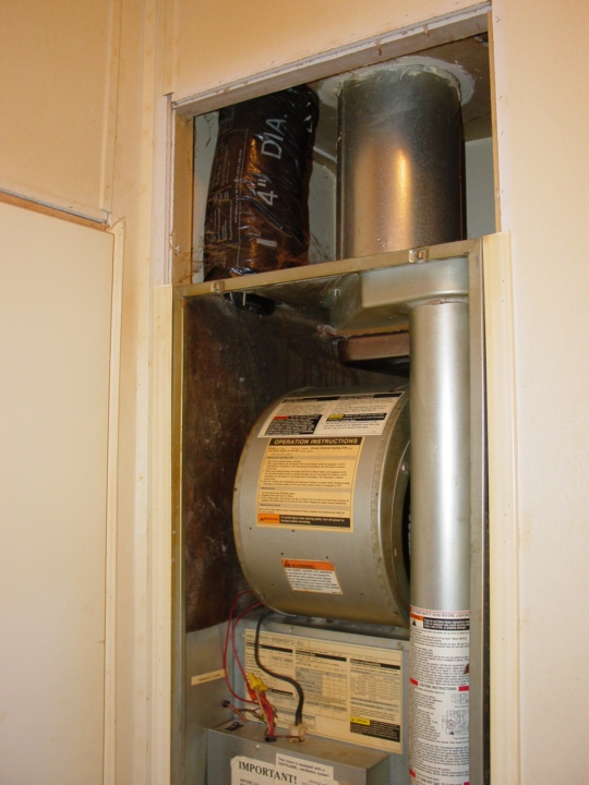 Mobile Home Furnace